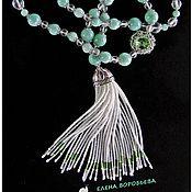Украшения handmade. Livemaster - original item With pendant