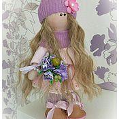 Куклы и игрушки ручной работы. Ярмарка Мастеров - ручная работа Интерьерная Куколка Софи. Handmade.