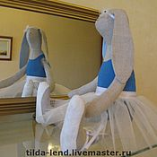 Куклы и игрушки ручной работы. Ярмарка Мастеров - ручная работа Зая Синди. Handmade.