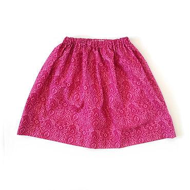 Одежда ручной работы. Ярмарка Мастеров - ручная работа CapsulaKids юбка. Handmade.