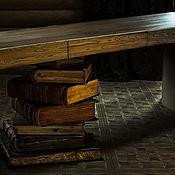 Для дома и интерьера ручной работы. Ярмарка Мастеров - ручная работа Книжный стол 2. Handmade.