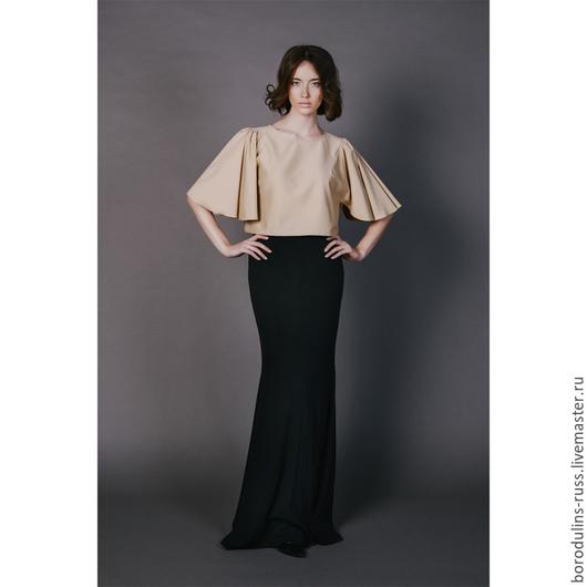 Блузки ручной работы. Ярмарка Мастеров - ручная работа. Купить Блуза Б 16-04. Handmade. Красивая блуза