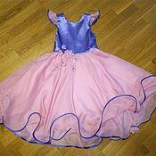 Одежда ручной работы. Ярмарка Мастеров - ручная работа Платье для Принцессы. Handmade.
