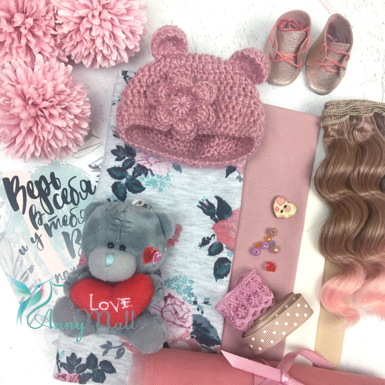 """Набор для шитья куклы """"Цветение розы"""", Наборы для шитья, Одинцово,  Фото №1"""