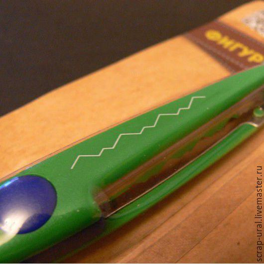 Ножницы фигурные 16,5см, №39  `Углы`