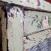 """Для дома и интерьера ручной работы. Ярмарка Мастеров - ручная работа Стиральная доска """"Деревенский шик"""". Handmade."""