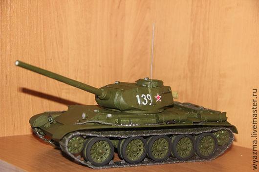 Т-44 (Объект 136) — советский средний танк