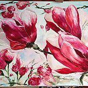 Картины и панно handmade. Livemaster - original item Oil painting handmade