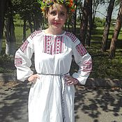 Одежда handmade. Livemaster - original item Embroidered shirt, stage costume, with original embroidery.. Handmade.