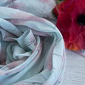 Аксессуары handmade. Livemaster - original item Tippet -the-line Italian fabrics