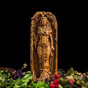 Figurines handmade. Livemaster - original item Morrigan goddess. Handmade.