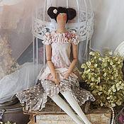 Кукла в стиле Тильда.
