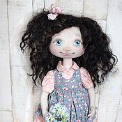 Куклы и игрушки ручной работы. Ярмарка Мастеров - ручная работа Текстильная кукла Лёля. Handmade.