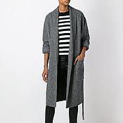 Одежда handmade. Livemaster - original item Coat demi