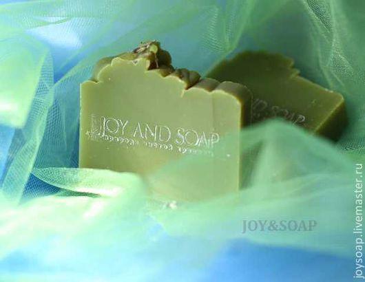 Мыло Joysoap ЛАВРОВЫЙ ВЕНОК. Твердый шампунь с маслом лавра и экстрактом крапивы