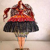 Куклы и игрушки ручной работы. Ярмарка Мастеров - ручная работа Ангел девочка. Handmade.