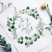 Картины и панно ручной работы. Ярмарка Мастеров - ручная работа Разнотравье. Handmade.