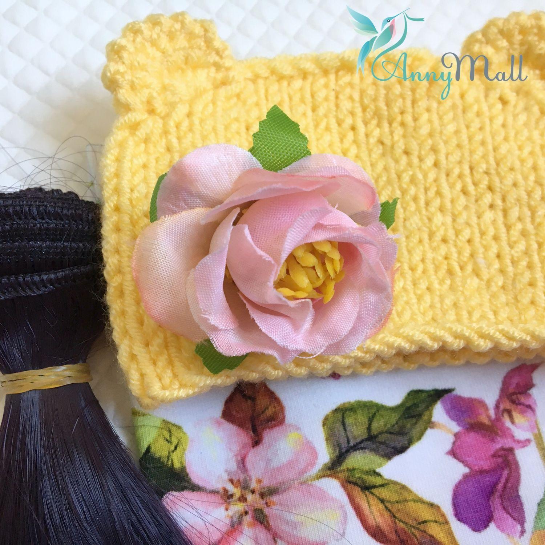 Набор для создания куклы «Летнее цветение», Материалы для кукол и игрушек, Одинцово,  Фото №1