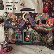 Куклы и игрушки handmade. Livemaster - original item Suitcase