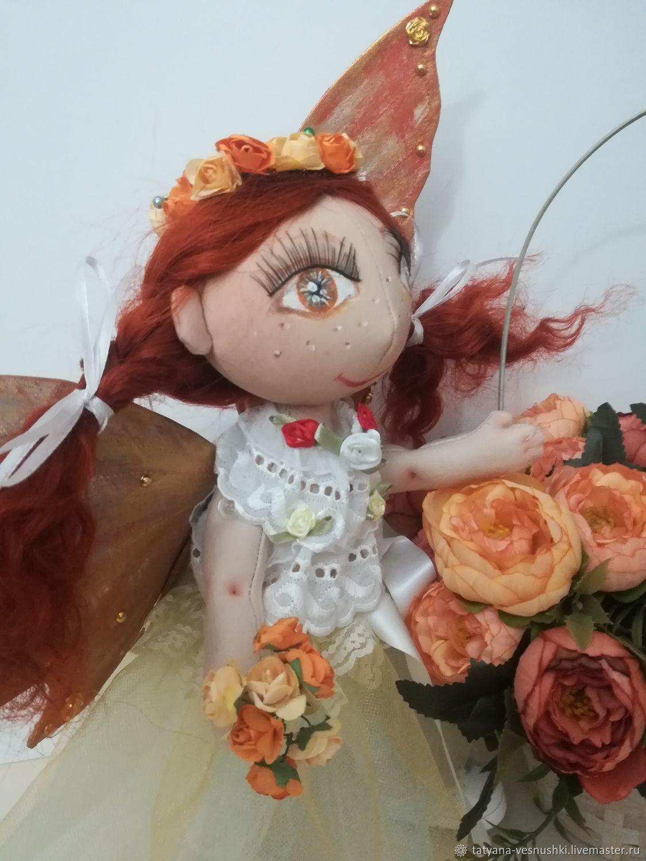 Кукла бабочка, Портретная кукла, Подольск,  Фото №1