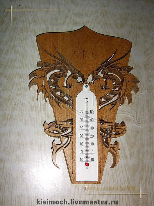 Фэнтези ручной работы. Ярмарка Мастеров - ручная работа. Купить Оправа для комнатного термометра. Handmade. Подарок, оригинальный подарок