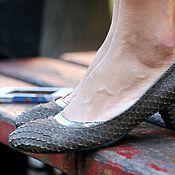 Обувь ручной работы. Ярмарка Мастеров - ручная работа Туфли №19. Handmade.