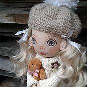 Куклы и игрушки ручной работы. Ярмарка Мастеров - ручная работа Текстильная кукла. Интерьерная кукла. Портретная кукла.. Handmade.