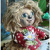 Куклы и игрушки ручной работы. Ярмарка Мастеров - ручная работа кукла домовёнок Кузя. Handmade.