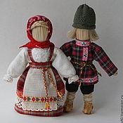 """Куклы и игрушки ручной работы. Ярмарка Мастеров - ручная работа Кукла лыковая """"Ванечка"""". Handmade."""