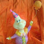 Куклы и игрушки ручной работы. Ярмарка Мастеров - ручная работа Клоун Рыжик. Handmade.