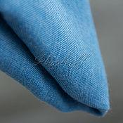 Аксессуары handmade. Livemaster - original item Basic turquoise Italian stole