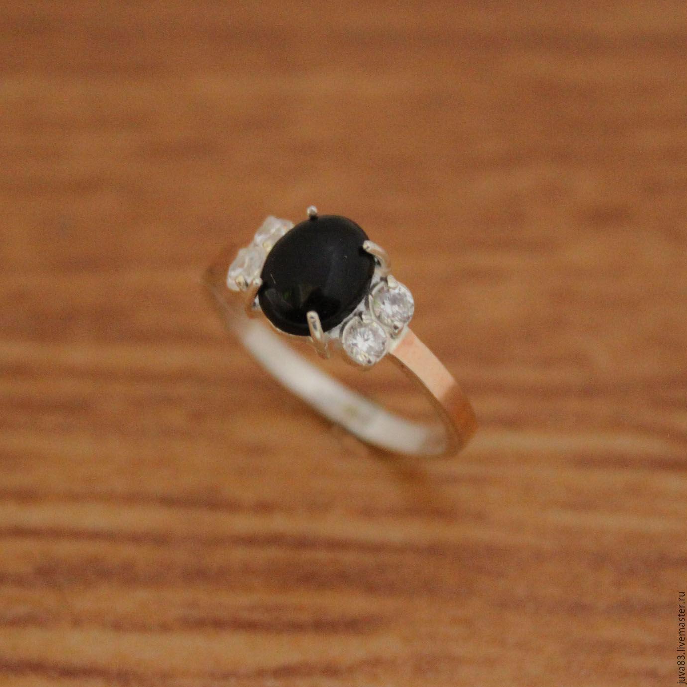 Кольца ручной работы. Ярмарка Мастеров - ручная работа. Купить Серебряное кольцо Пассия, с золотыми накладками, серебро 925. Handmade.