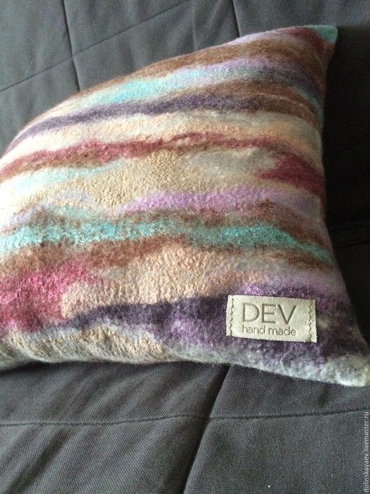 Войлочная подушка DEV