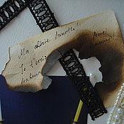 """Картины и панно ручной работы. Ярмарка Мастеров - ручная работа Панно """"Элегантный век"""". Handmade."""