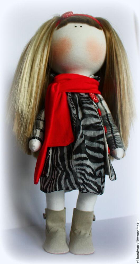 Коллекционные куклы ручной работы. Ярмарка Мастеров - ручная работа. Купить Интерьерная кукла. Handmade. Интерьерная кукла, обувь для кукол