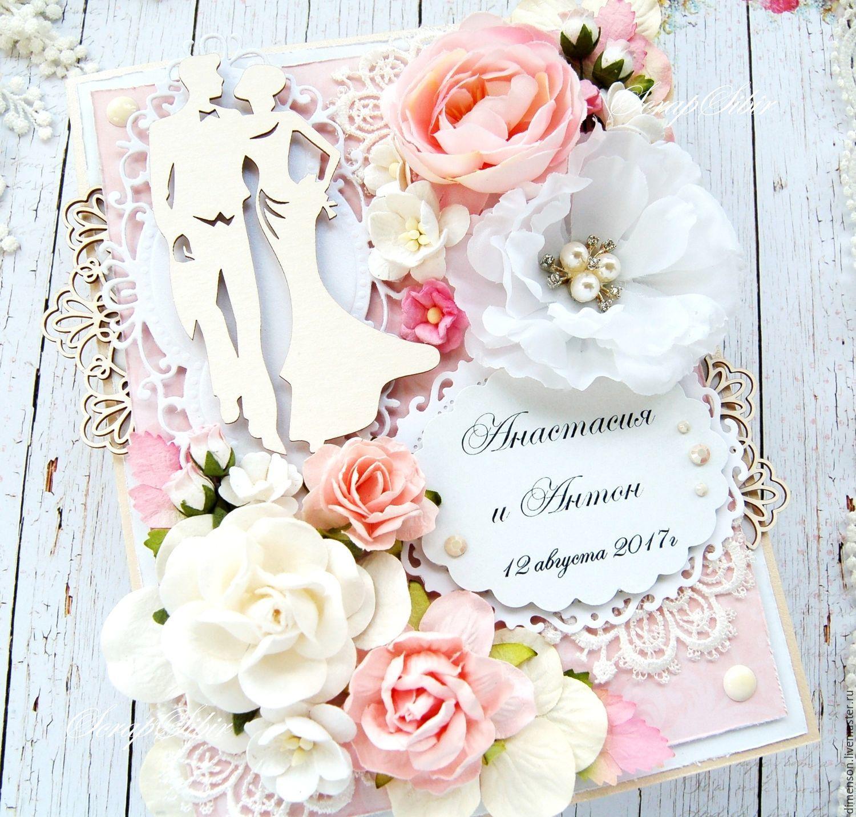 Свадебная открытка в новосибирске, днем рождения лет