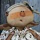 Ароматизированные куклы ручной работы. Кукла Люся.. Арина Бадьянова. Текстильные куклы. (badyanova). Ярмарка Мастеров. Подарок на день рождения