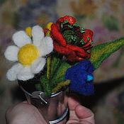 Подарки к праздникам ручной работы. Ярмарка Мастеров - ручная работа Букеты...свадебные,в подарок.. Handmade.