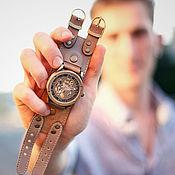 Украшения handmade. Livemaster - original item Wrist watch Twice Antic. Handmade.
