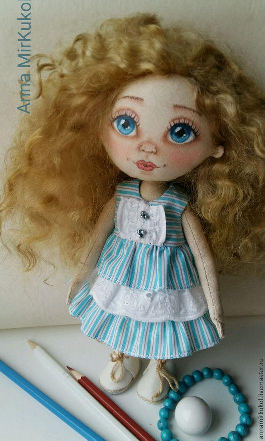 Куклы тыквоголовки ручной работы. Ярмарка Мастеров - ручная работа. Купить Кукла текстильная. Handmade. Кукла ручной работы, кукла