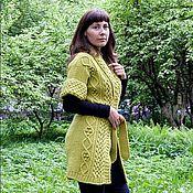 """Одежда ручной работы. Ярмарка Мастеров - ручная работа Жакет """"Вдохновение"""". Handmade."""