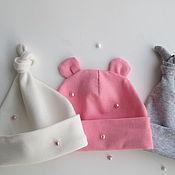 Работы для детей, ручной работы. Ярмарка Мастеров - ручная работа Набор шапочек. Handmade.