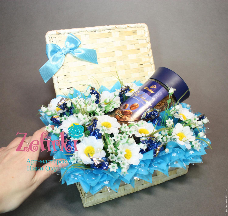 Подарок на 8 марта сотрудницам сухоцветы купить челябинск