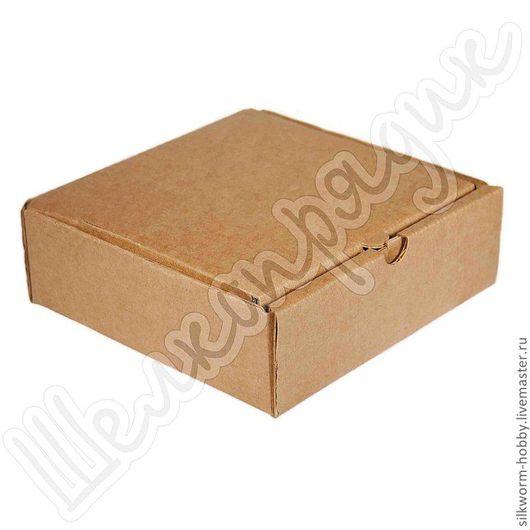 Упаковка ручной работы. Ярмарка Мастеров - ручная работа. Купить Коробка 15х15х5. Handmade. Картон, гофрокартон, упаковка, коробка