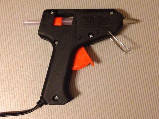 Другие виды рукоделия ручной работы. Ярмарка Мастеров - ручная работа. Купить Клеевой пистолет и стержни клеевые для рукоделия и творчества. Handmade.