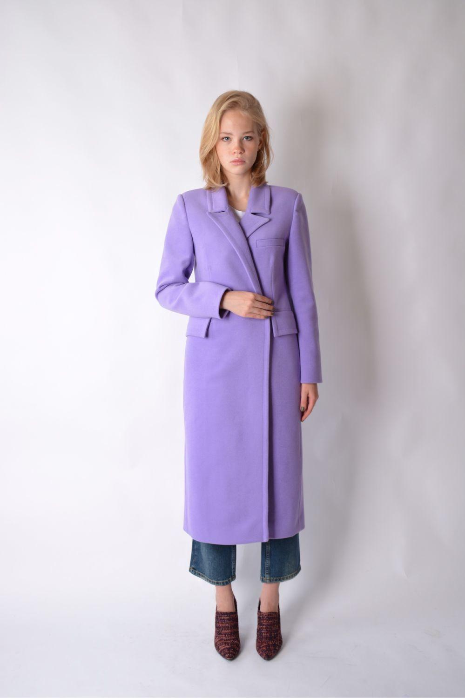 0fb7b70a3d2 Верхняя одежда ручной работы. Ярмарка Мастеров - ручная работа. Купить  Пальто Lavendel.