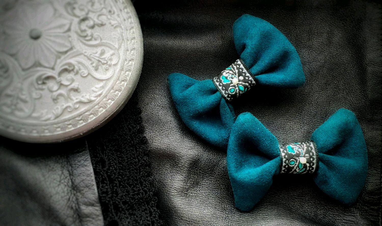 Merida hair bow', Knot hair bow, Krasnoyarsk,  Фото №1