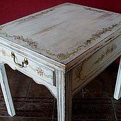 Столы ручной работы. Ярмарка Мастеров - ручная работа Кофейный столик. Handmade.