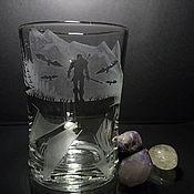 Посуда handmade. Livemaster - original item The Witcher Beer Mug. Handmade.