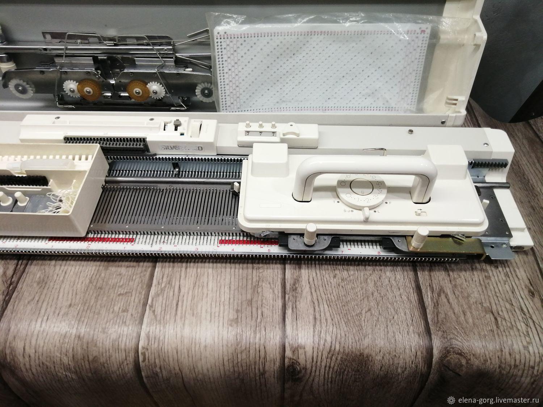 Вязальная машина Silver Reed SK280 5 класс, Инструменты для вязания, Краснодар,  Фото №1